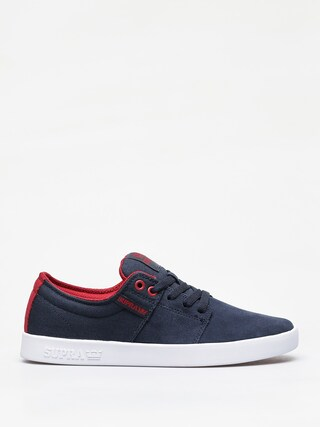 Boty Supra Stacks II (navy/rose white)