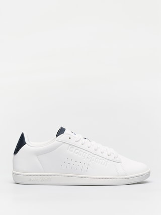Boty Le Coq Sportif Courtset Sport (optical white/dress blue)