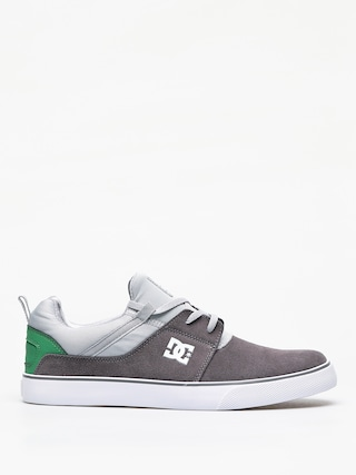 Boty DC Heathrow Vulc (grey/grey/green)