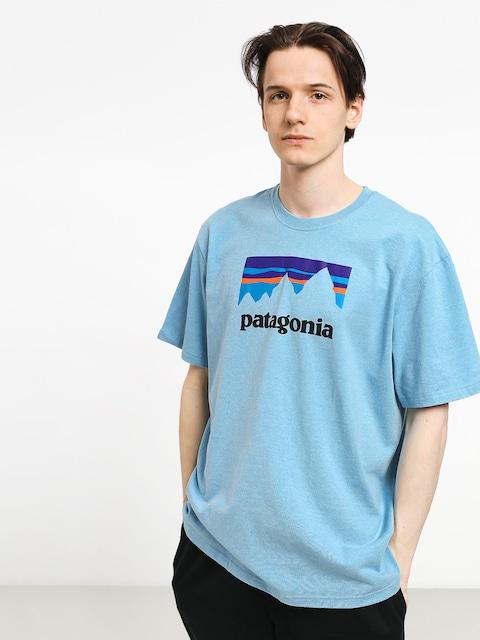 Tričko Patagonia Shop Sticker Responsibili