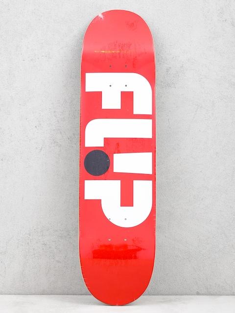 Deska Flip Odyssey Logo (red)
