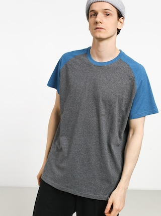 Triu010dko Element Basic Raglan (blue heather)