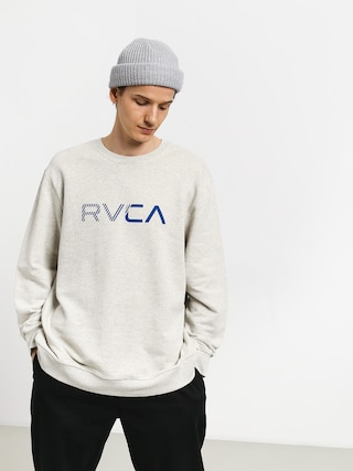 Mikina RVCA Blinded (snow marle)