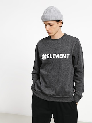 Mikina Element Blazin Crew (charcoal heather)