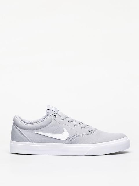 Boty Nike SB Sb Charge Slr (wolf grey/white)