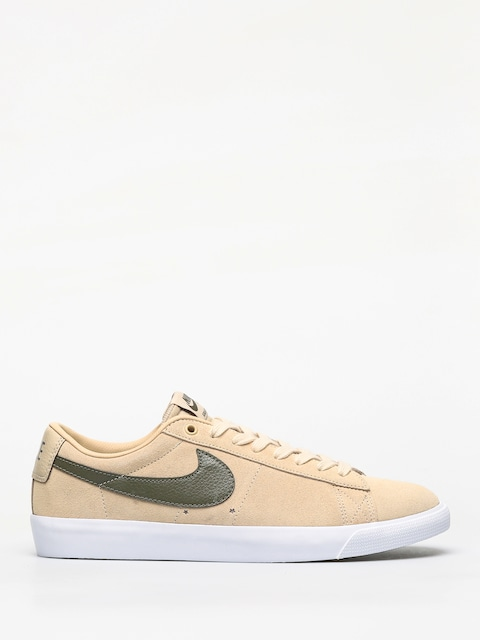 Boty Nike SB Blazer Low Gt (desert ore/medium olive)