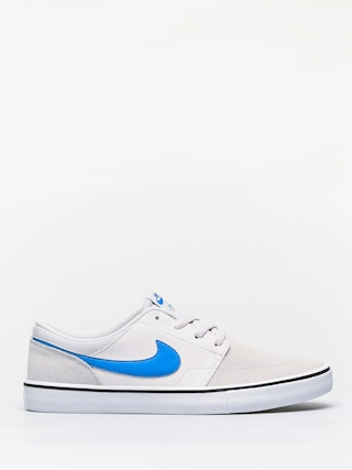 Boty Nike SB Sb Solarsoft Portmore II (vast grey/lt photo blue vast grey black)