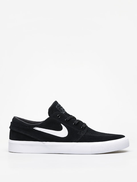 Boty Nike SB Sb Zoom Janoski Rm (black/white thunder grey gum light brown)