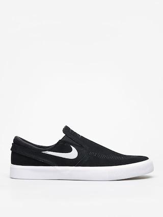 Boty Nike SB Sb Zoom Janoski Slip Rm (black/white white)
