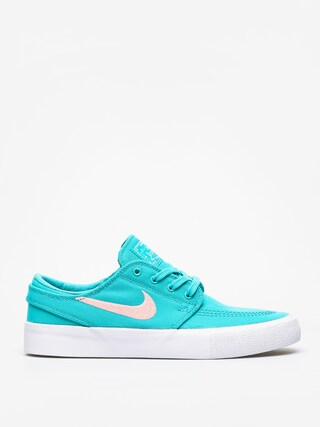 Boty Nike SB Sb Zoom Janoski Cnvs Rm (cabana/pink tint white gum light brown)