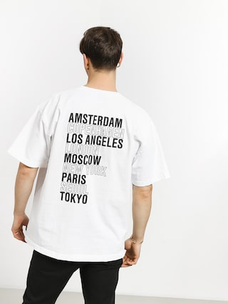 Triu010dko OBEY Obey Intl Cities (white)