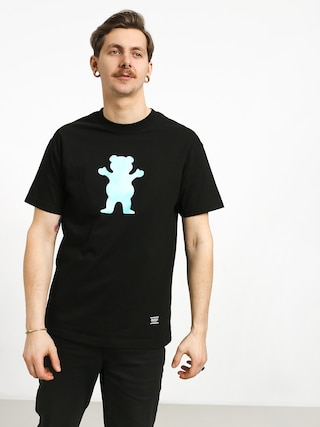 Tričko Grizzly Griptape Og Bear (black)