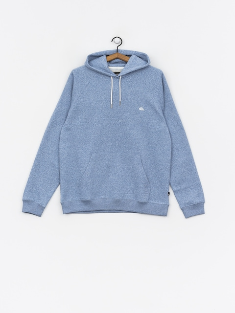 Mikina s kapucí Quiksilver Everyday HD (stone wash heather)