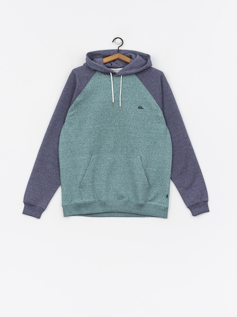 Mikina s kapucí Quiksilver Everyday HD (stormy sea heather)