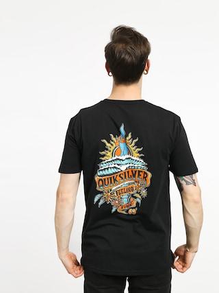 Tričko Quiksilver Tattered (black)