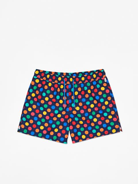 Plážové kraťasy Happy Socks Swim Shorts (big dot)