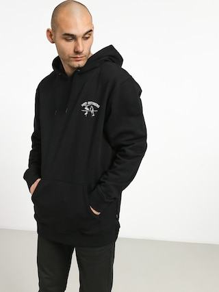 Mikina s kapucí Vans X Anti Hero Wired HD (black)
