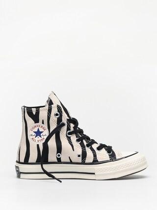 Tenisky Converse Chuck 70 Hi (greige/black/egret)