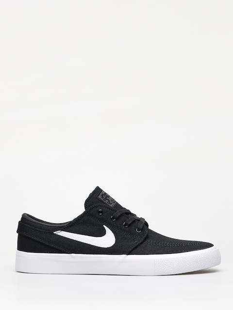 Boty Nike SB Sb Zoom Janoski Cnvs Rm (black/white thunder grey gum light brown)
