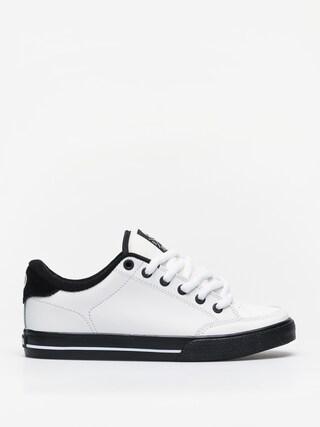 Boty Circa Lopez 50 (white/black/black)