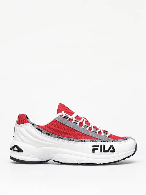Boty Fila Dragster 97 (white/fila red)