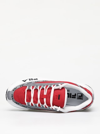 Boty Fila Dragster 97 (white/fila red)