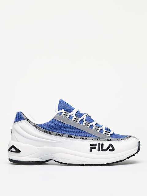 Boty Fila Dragster 97 (white/electric blue)