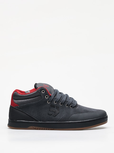 Boty Etnies Marana Mid Crank (dark grey/black/red)