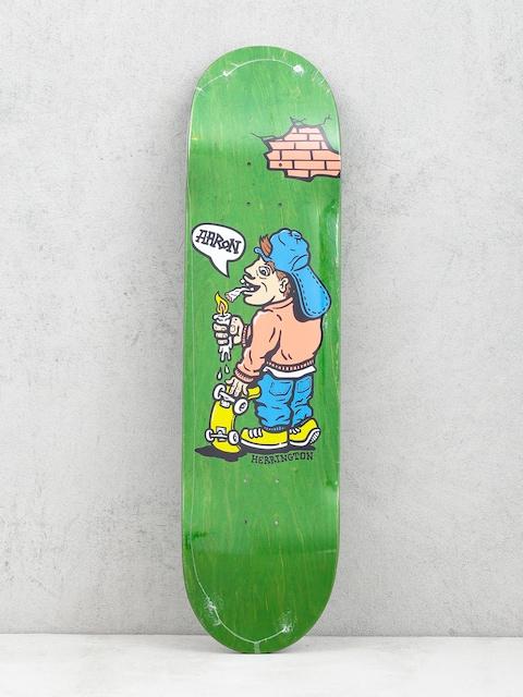 Deska Polar Skate Aaron Herrington Cake J (green)