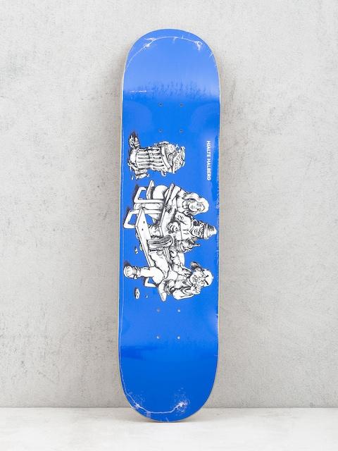 Deska Polar Skate Hjalte Halberg Picknick (blue)