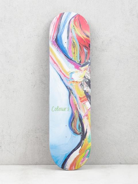 Deska Colours Collectiv Paul Hart (aja nude)