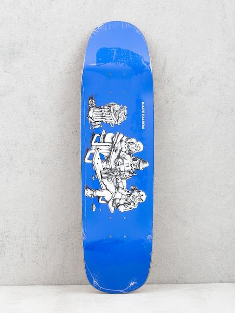 Deska Polar Skate Hjalte Halberg Picknick P9 (blue)