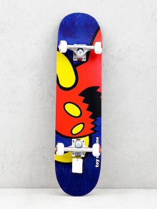 Skateboard Toy Machine Vice Monster (navy/red)