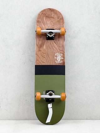 Skateboard Globe G2 Half Dip 2 (dark maple/hunter green)