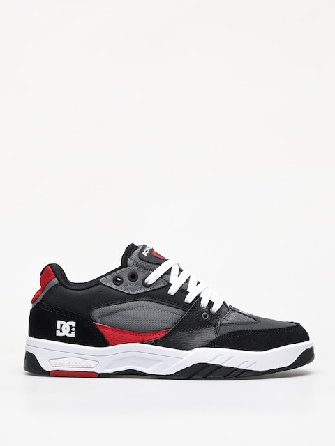 Boty DC Maswell (white/black/red)