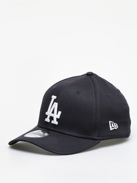 Kšiltovka  New Era 3930 League Basic Los Angeles Dodgers ZD (navy/optic white)