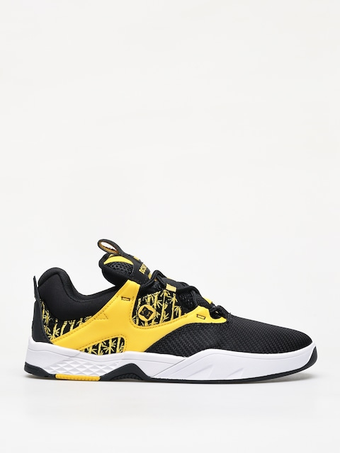 Boty DC Kalis S Tx Se (black/yellow)