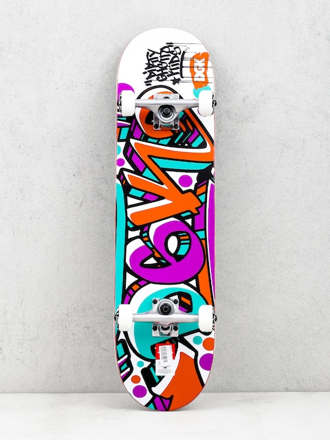Skateboard DGK Crazed (multi)
