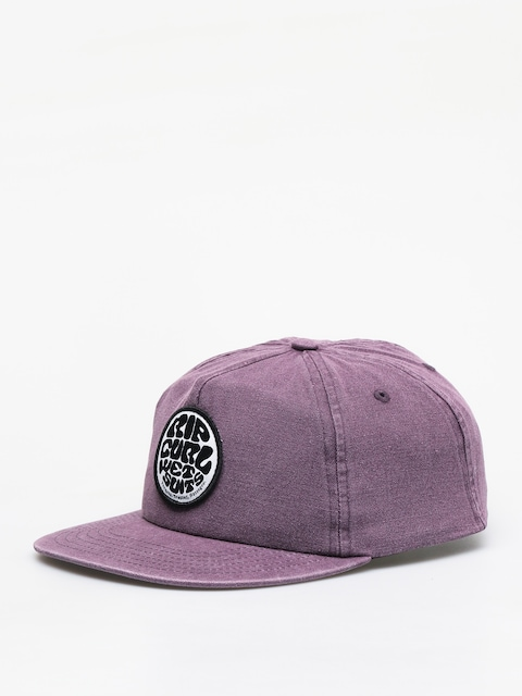 Kšiltovka  Rip Curl Washed Wetty Snap Back ZD (purple)