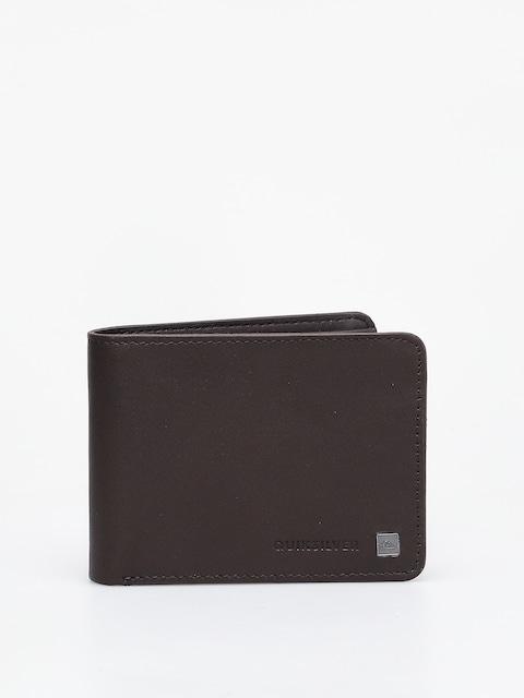Peněženka Quiksilver Mack VI (chocolate brown)