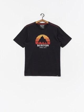 Tričko Burton Underhill (true black)