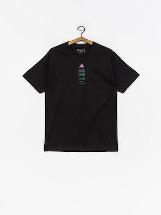 Tričko Primitive Equator (black)