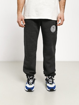 Kalhoty MassDnm Base Regular Fit (dark heather grey)