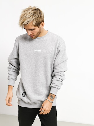 Mikina MassDnm Classics Small Logo (light heather grey)