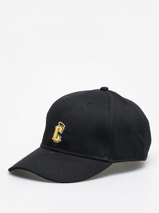 Kšiltovka  Cayler & Sons Wl Cangels ZD (black/yellow)