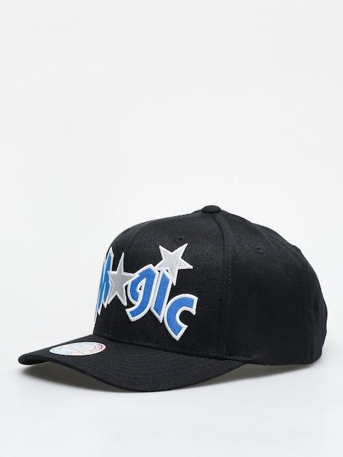 Kšiltovka  Mitchell & Ness Jersey Logo Orlando Magic ZD