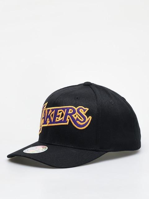 Kšiltovka  Mitchell & Ness Jersey Logo La Lakers ZD
