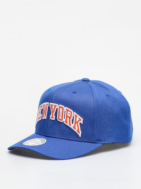 Kšiltovka  Mitchell & Ness Jersey Logo Ny Knicks ZD