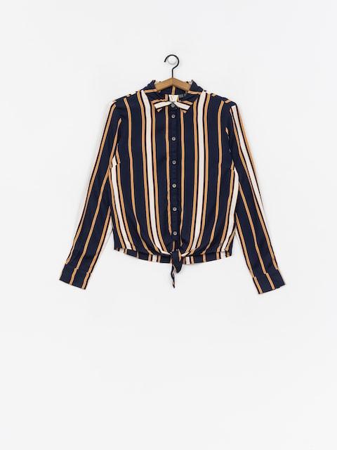 Košile Roxy Suburb Vibes Wmn (dress blue macy stripe)