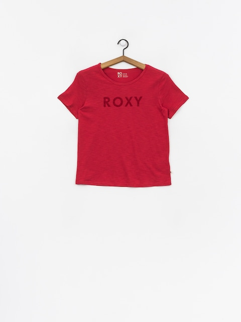 Tričko Roxy Red Sunset A Wmn (american beauty)